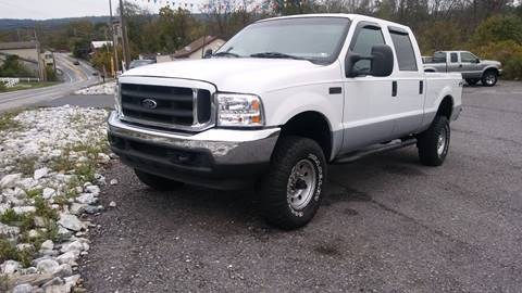2000 Ford F-350 Super Duty for sale in Etters, PA