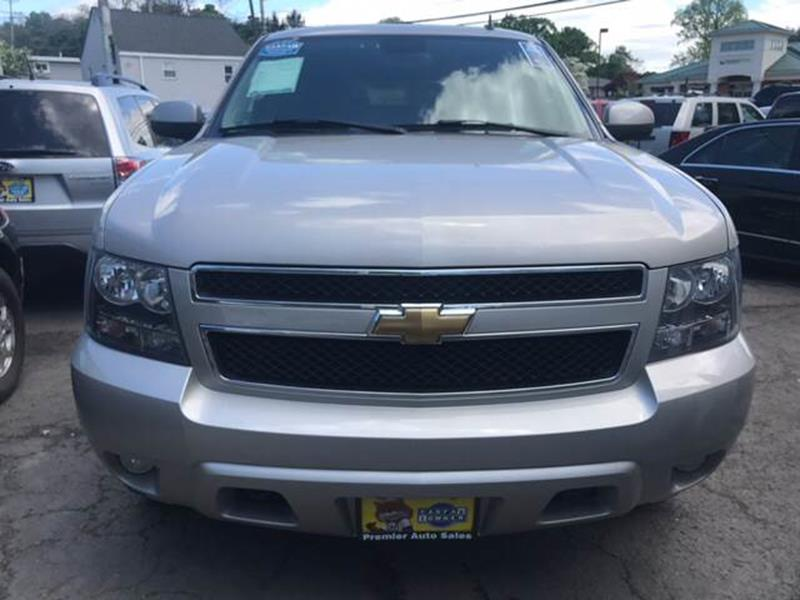 2007 Chevrolet Tahoe for sale at Premier Auto Sales Inc in New Windsor NY