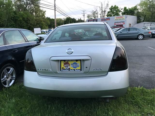 2002 Nissan Altima for sale at Premier Auto Sales Inc in New Windsor NY