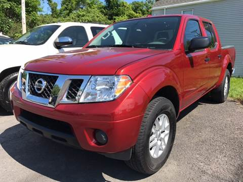 2016 Nissan Frontier for sale in New Windsor, NY