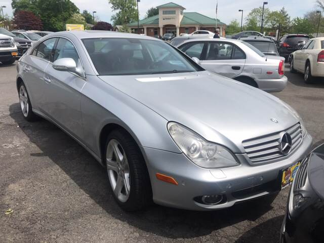 2007 Mercedes-Benz CLS for sale at Premier Auto Sales Inc in New Windsor NY