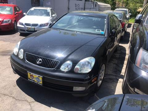 2004 Lexus GS 300 for sale at Premier Auto Sales Inc in New Windsor NY
