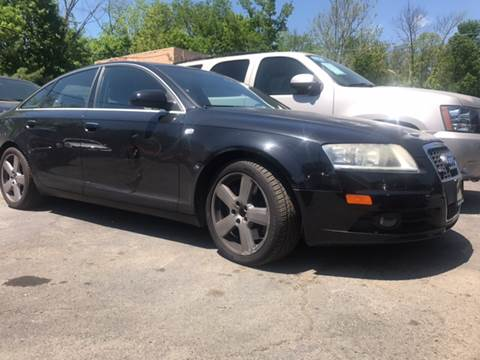2008 Audi A6 for sale at Premier Auto Sales Inc in New Windsor NY