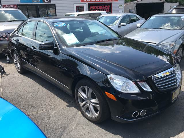 2011 Mercedes-Benz E-Class for sale at Premier Auto Sales Inc in New Windsor NY
