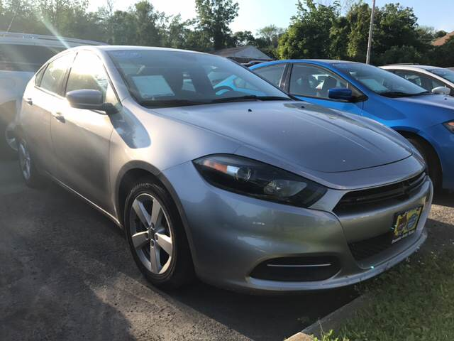 2016 Dodge Dart for sale at Premier Auto Sales Inc in New Windsor NY