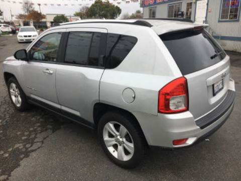2011 Jeep Compass for sale at Premier Auto Sales Inc in New Windsor NY