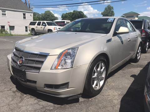 2008 Cadillac CTS for sale in New Windsor, NY