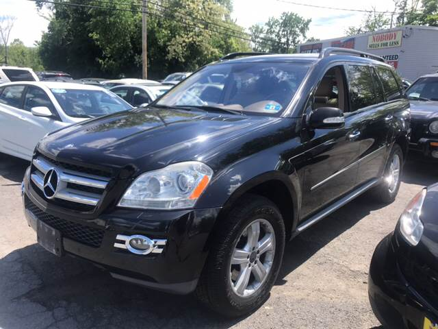 2008 Mercedes-Benz GL-Class for sale at Premier Auto Sales Inc in New Windsor NY