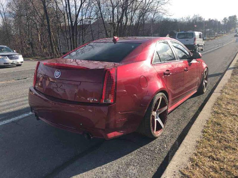 2009 Cadillac CTS-V for sale at Premier Auto Sales Inc in New Windsor NY