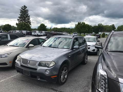 2007 BMW X3 for sale at Premier Auto Sales Inc in New Windsor NY