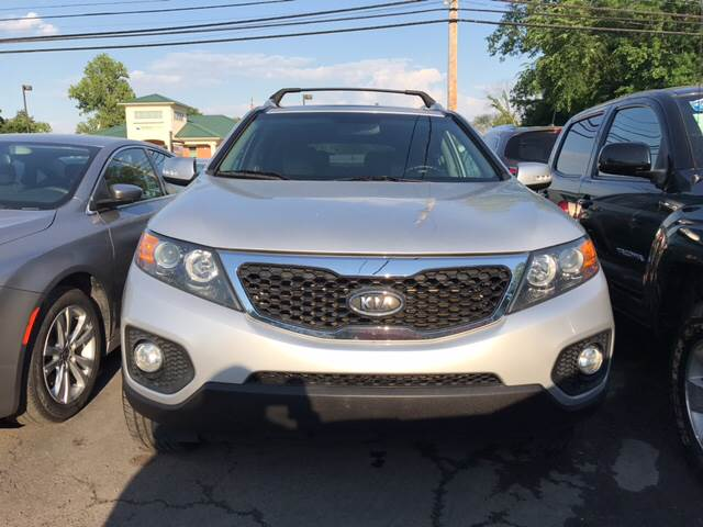 2012 Kia Sorento for sale at Premier Auto Sales Inc in New Windsor NY
