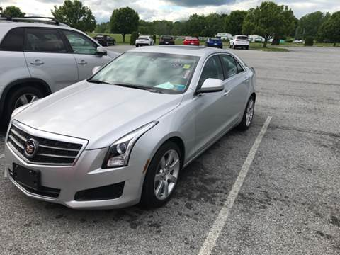 2014 Cadillac ATS for sale at Premier Auto Sales Inc in New Windsor NY