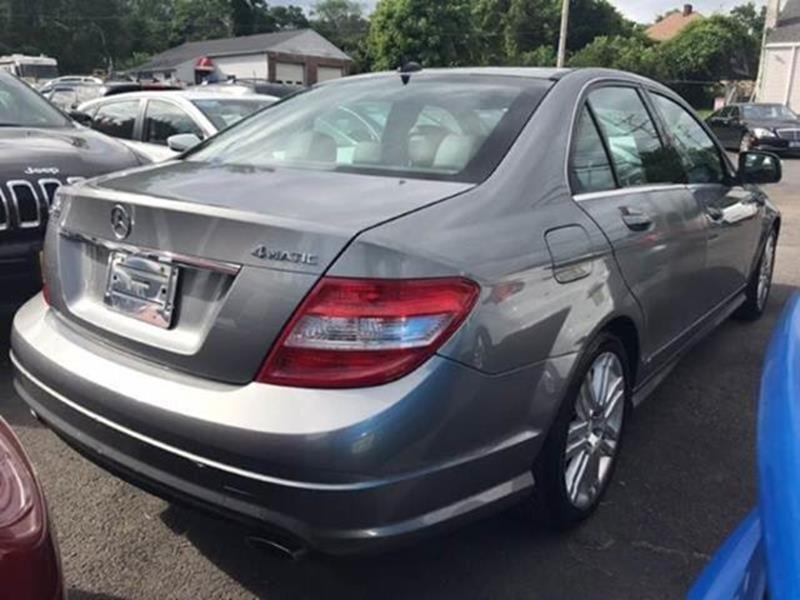 2008 Mercedes-Benz C-Class for sale at Premier Auto Sales Inc in New Windsor NY