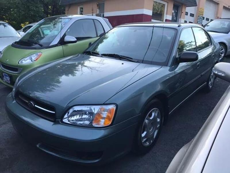 2001 Subaru Legacy for sale at Premier Auto Sales Inc in New Windsor NY