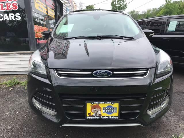 2013 Ford Escape for sale at Premier Auto Sales Inc in New Windsor NY