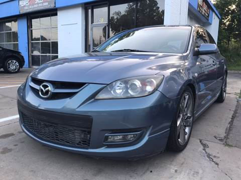 2008 Mazda MAZDASPEED3 for sale at Premier Auto Sales Inc in New Windsor NY