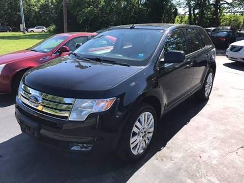 2010 Ford Edge for sale at Premier Auto Sales Inc in New Windsor NY