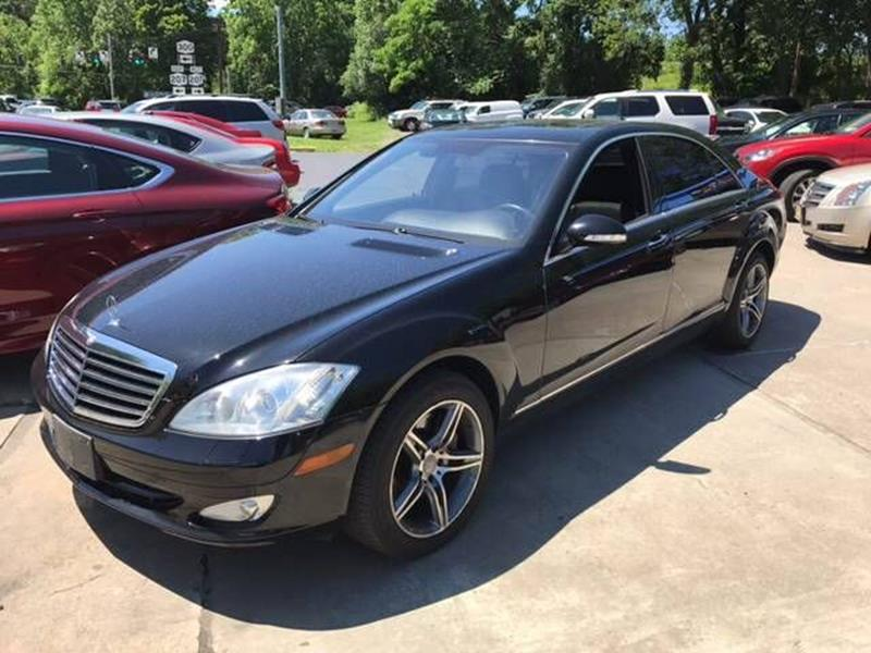 2007 Mercedes-Benz S-Class for sale at Premier Auto Sales Inc in New Windsor NY
