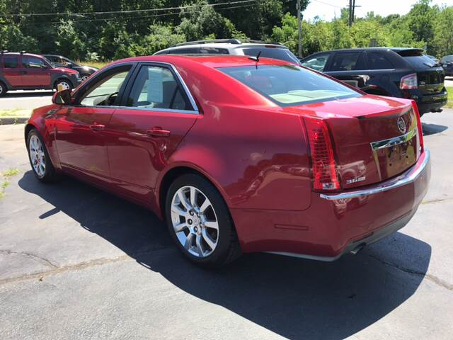 2008 Cadillac CTS for sale at Premier Auto Sales Inc in New Windsor NY