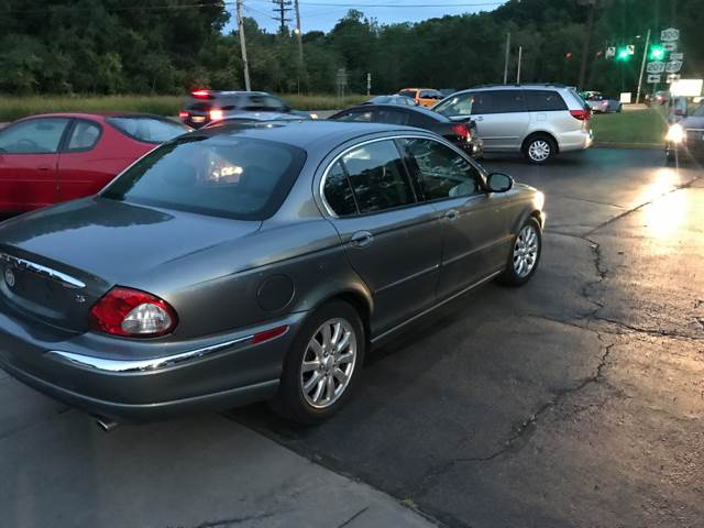 2003 Jaguar X-Type for sale at Premier Auto Sales Inc in New Windsor NY