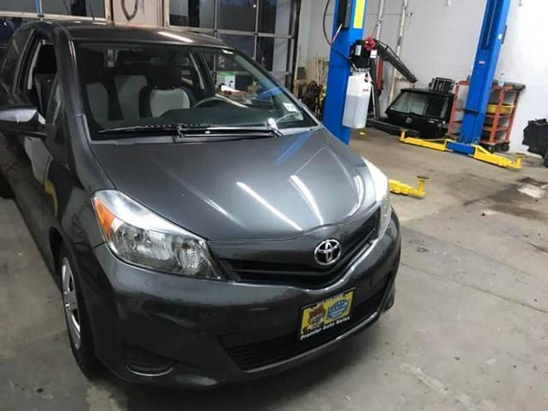 2012 Toyota Yaris for sale at Premier Auto Sales Inc in New Windsor NY