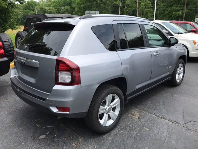 2017 Jeep Compass for sale at Premier Auto Sales Inc in New Windsor NY