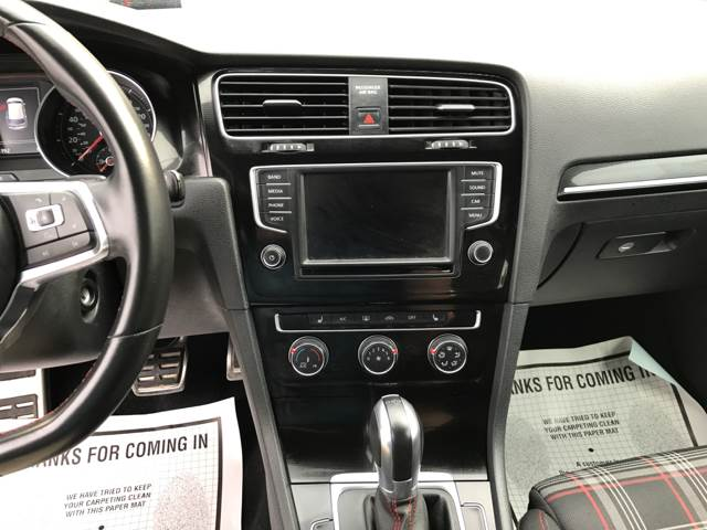 2016 Volkswagen Golf GTI for sale at Premier Auto Sales Inc in New Windsor NY