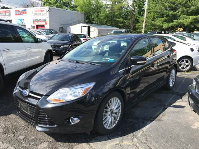 2012 Ford Focus for sale at Premier Auto Sales Inc in New Windsor NY
