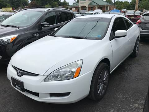 2005 Honda Accord for sale at Premier Auto Sales Inc in New Windsor NY