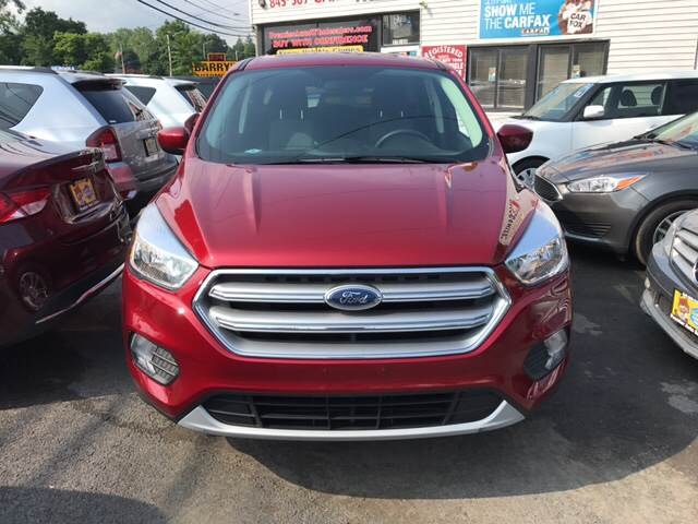 2017 Ford Escape for sale at Premier Auto Sales Inc in New Windsor NY