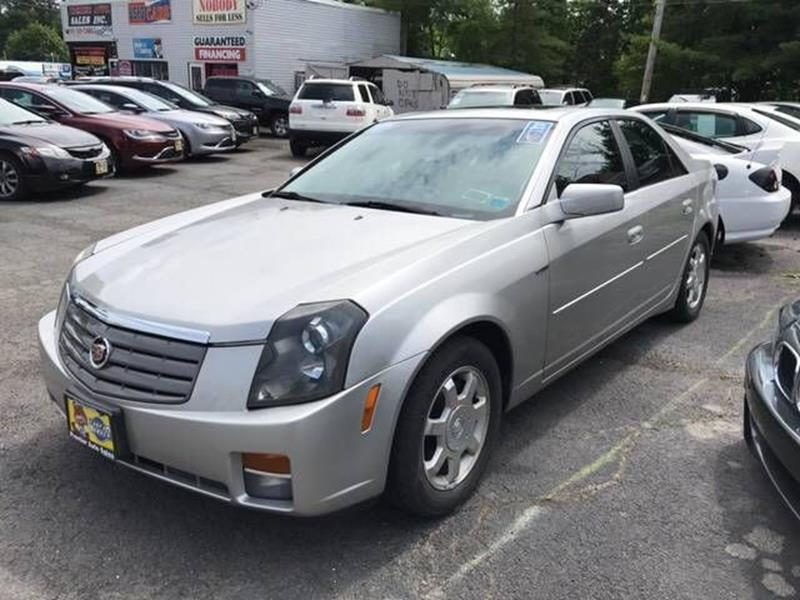 2004 Cadillac CTS for sale at Premier Auto Sales Inc in New Windsor NY