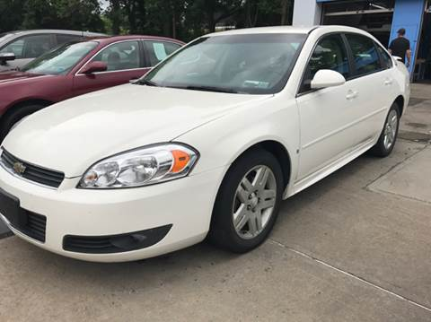 2009 Chevrolet Impala for sale at Premier Auto Sales Inc in New Windsor NY