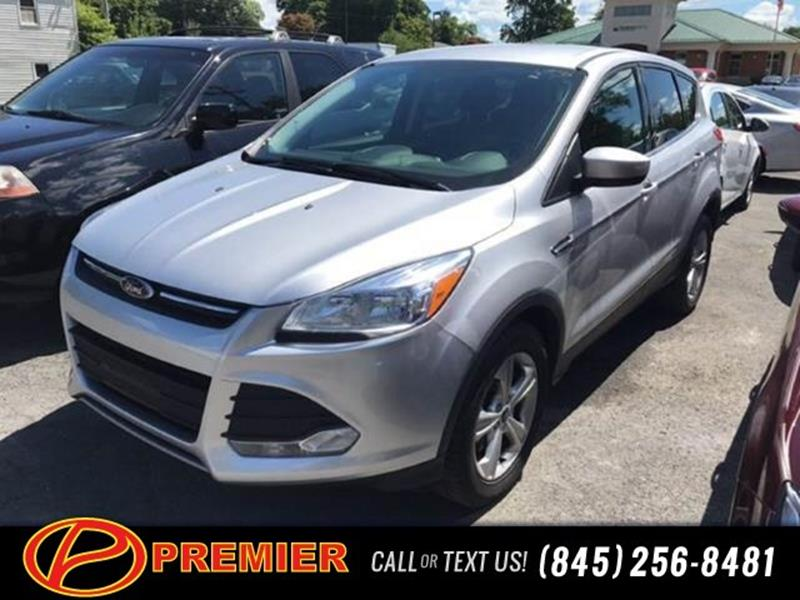 2014 Ford Escape for sale at Premier Auto Sales Inc in New Windsor NY
