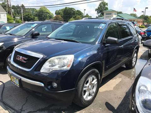 2009 GMC Acadia for sale at Premier Auto Sales Inc in New Windsor NY