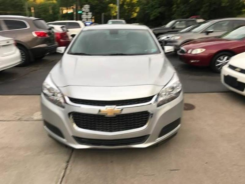 2016 Chevrolet Malibu Limited for sale at Premier Auto Sales Inc in New Windsor NY