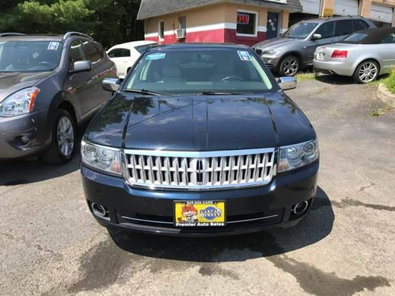 2008 Lincoln MKZ for sale at Premier Auto Sales Inc in New Windsor NY