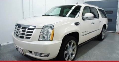 2008 Cadillac Escalade ESV for sale at Premier Auto Sales Inc in New Windsor NY