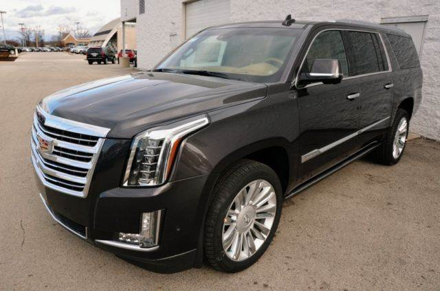 2015 Cadillac Escalade ESV for sale at Premier Auto Sales Inc in New Windsor NY
