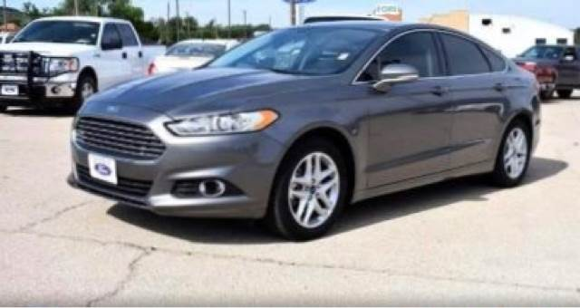 2015 Ford Fusion for sale at Premier Auto Sales Inc in New Windsor NY