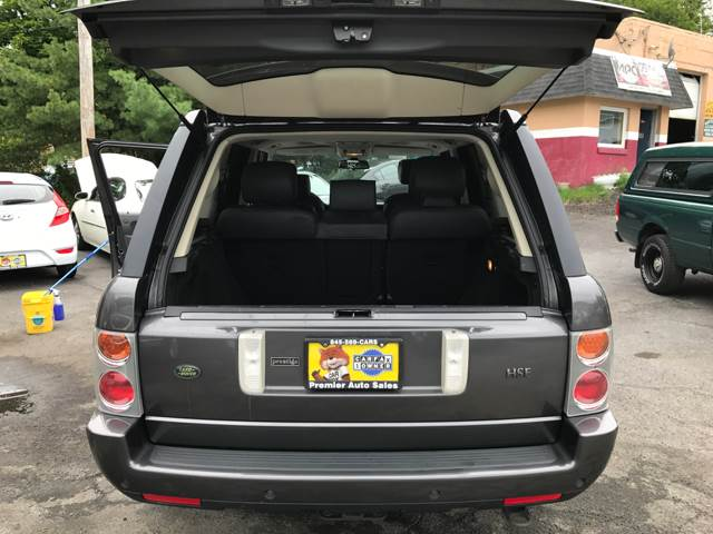 2005 Land Rover Range Rover for sale at Premier Auto Sales Inc in New Windsor NY