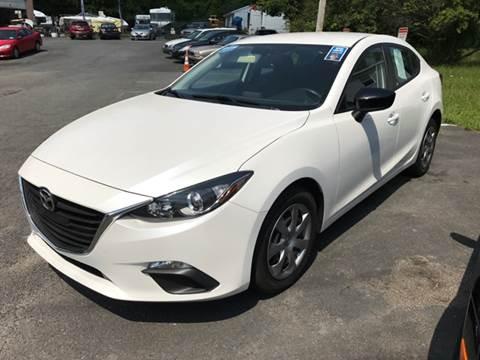2015 Mazda MAZDA3 for sale at Premier Auto Sales Inc in New Windsor NY