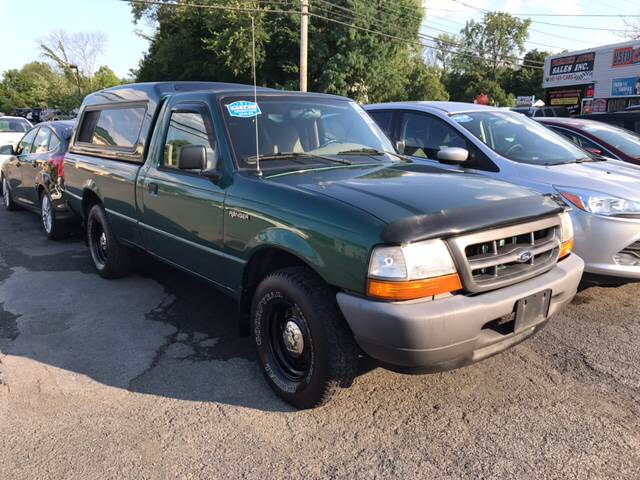 2000 Ford Ranger for sale at Premier Auto Sales Inc in New Windsor NY