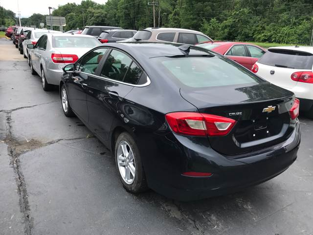 2016 Chevrolet Cruze for sale at Premier Auto Sales Inc in New Windsor NY