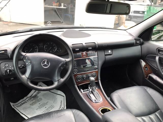2005 Mercedes-Benz C-Class for sale at Premier Auto Sales Inc in New Windsor NY