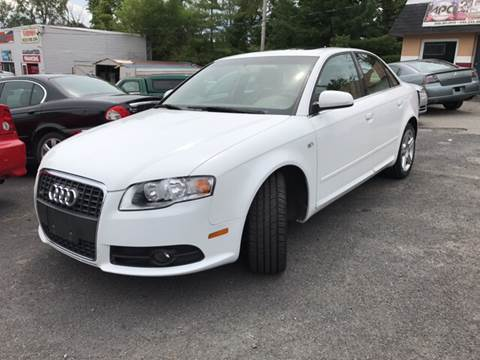 2008 Audi A4 for sale at Premier Auto Sales Inc in New Windsor NY