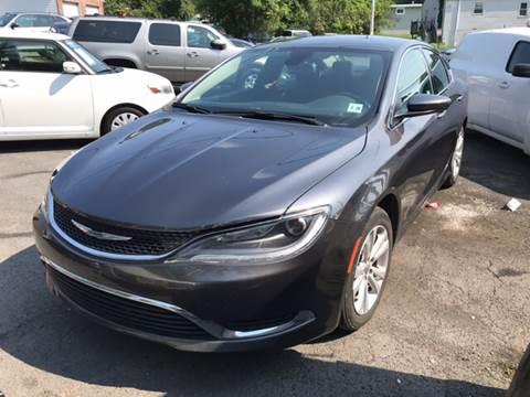 2015 Chrysler 200 for sale in New Windsor, NY
