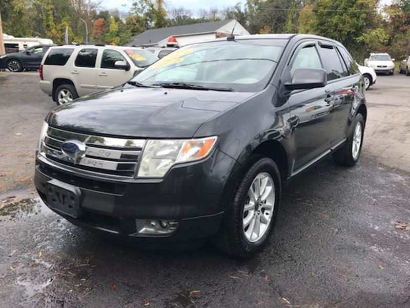 2007 Ford Edge for sale at Premier Auto Sales Inc in New Windsor NY
