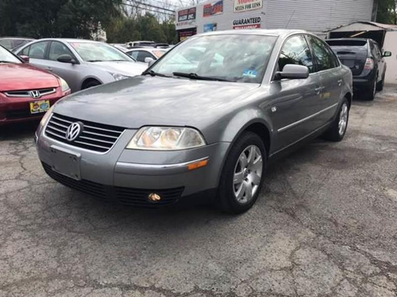 2003 Volkswagen Passat for sale at Premier Auto Sales Inc in New Windsor NY