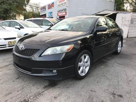 2007 Toyota Camry for sale at Premier Auto Sales Inc in New Windsor NY
