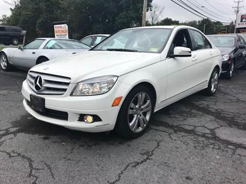 2011 Mercedes-Benz C-Class for sale at Premier Auto Sales Inc in New Windsor NY